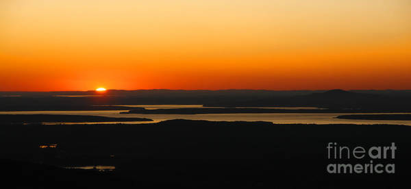 Wall Art - Photograph - Acadia Sunset by Olivier Le Queinec
