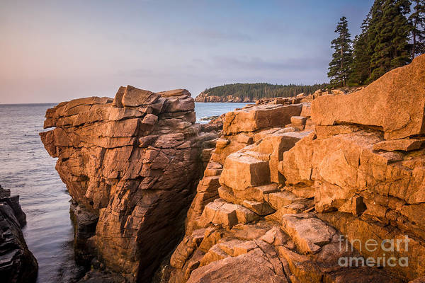 Photograph - Acadian Coast 2 by Susan Cole Kelly
