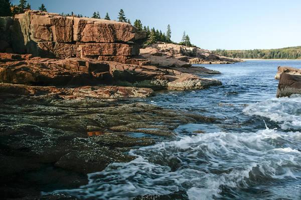 Photograph - Acadia National Park, Maine by Doug McPherson