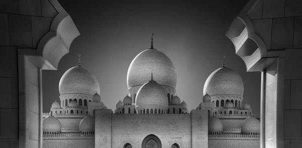 Mosque Photograph - Access To Heavens 2 by Ahmed Thabet