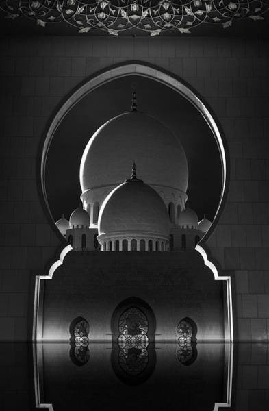 Mosque Photograph - Access To Heavens by Ahmed Thabet