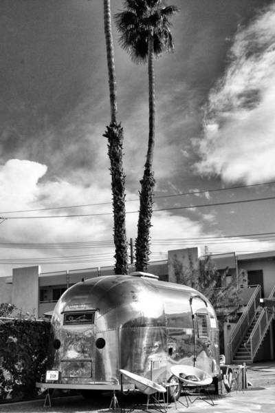 Wall Art - Photograph - Ace Trailer Palm Springs by William Dey