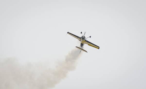 Photograph - Aerobatics At Cuatro Vientos IIi by Pablo Lopez