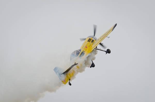 Photograph - Aerobatics At Cuatro Vientos by Pablo Lopez