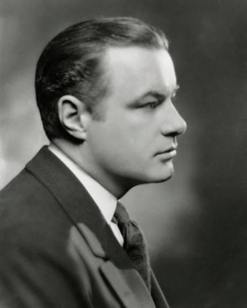 Photograph - Actor William Harrigan by Nickolas Muray