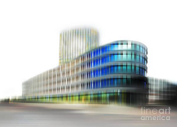 Photograph - Adac - Munich by Hannes Cmarits