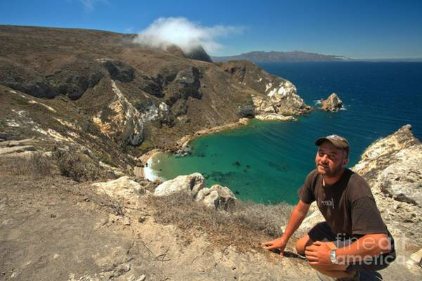Photograph - Adam Jewell At Channel Islands by Adam Jewell
