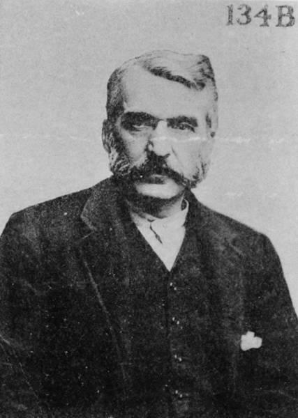 Wall Art - Photograph - Adam Worth (1844-1902) by Granger