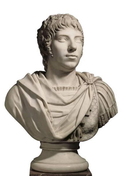 1741 Photograph - Adan, Juan Antonio 1741-1816. Bust by Everett