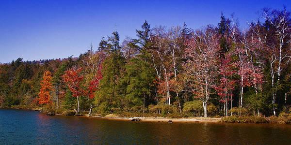 Fulton Chain Of Lakes Photograph - Adirondack Color Xi by David Patterson