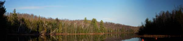 Photograph - Adirondack Panoramic by Maggy Marsh