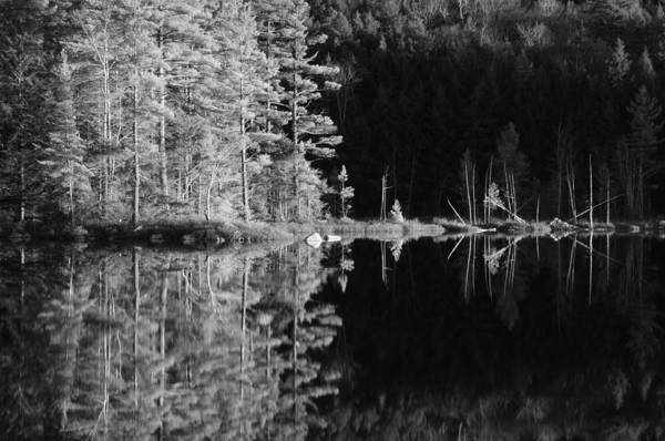 Photograph - Adirondack Reflections by Bob Grabowski