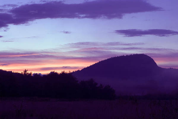 Photograph - Adirondack Sunrise by Andy Crawford