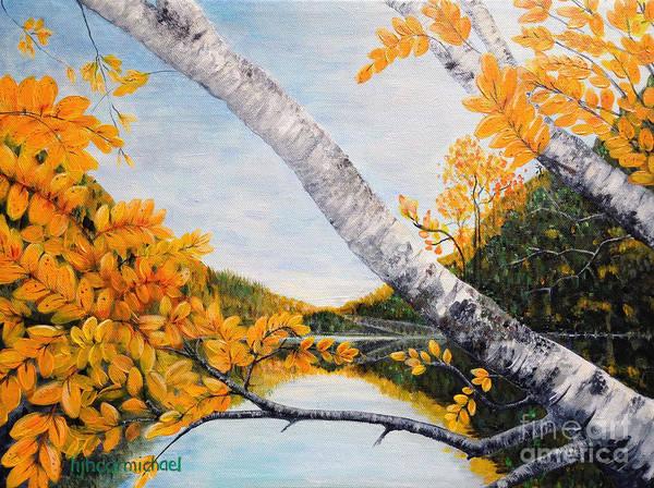 Painting - Adirondacks New York by Holly Carmichael