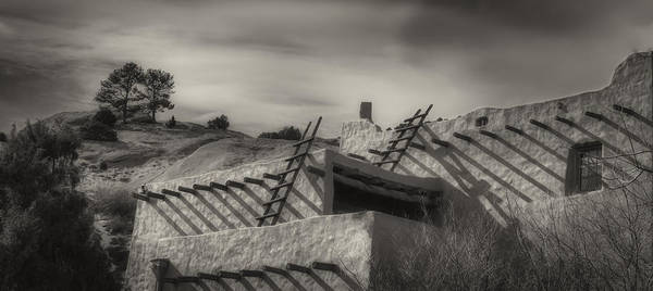 Photograph - Adobe In Sepia by Ron White