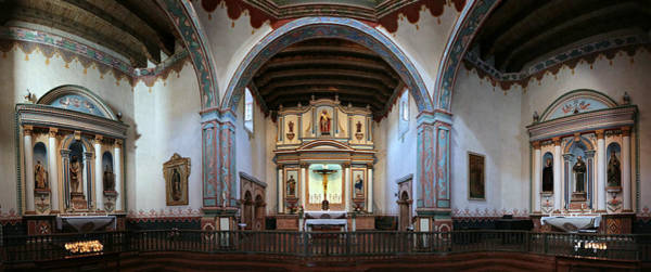 Spanish Missions Wall Art - Photograph - Adoration - Mission San Luis Rey De Francia  by Stephen Stookey