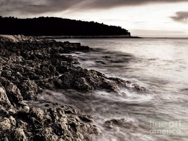 Losinj Photograph - Adriatic Coast by Sinisa Botas