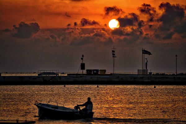 Photograph - Adriatic Sunset by Stuart Litoff