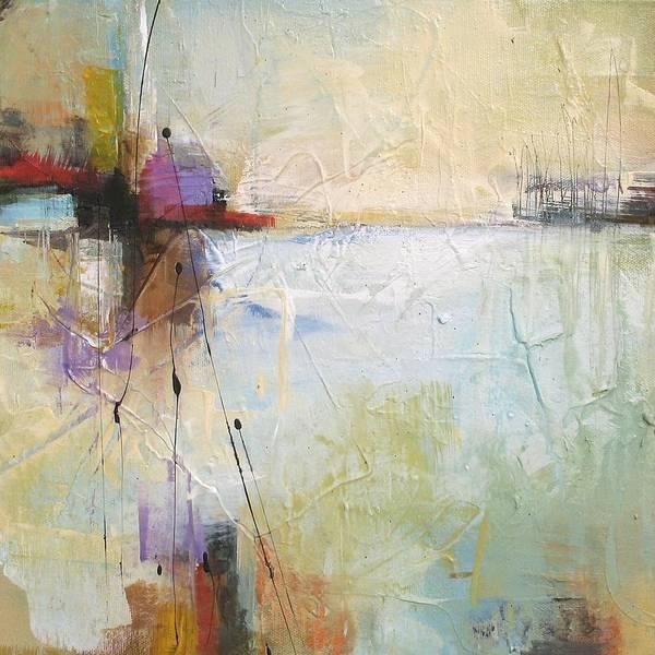 Wall Art - Painting - Adrift by Karen Hale