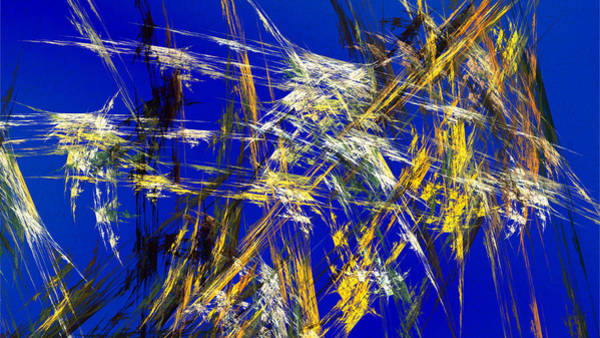 Digital Art - Adtraxissemus by Jeff Iverson