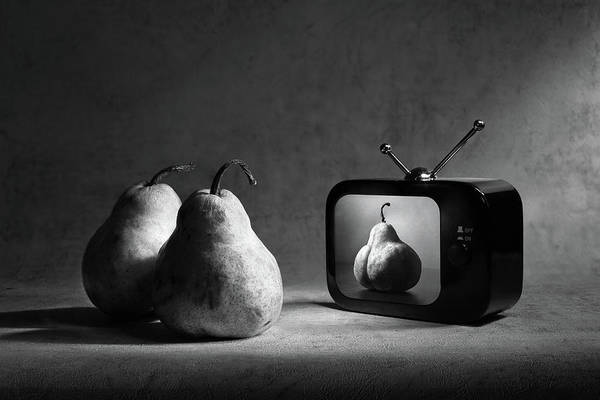 Pears Wall Art - Photograph - Adult Tv (version 2) by Victoria Ivanova