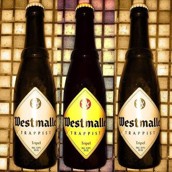 Beer Wall Art - Photograph - Adventures In Beer. #westmalle by Richard Randall