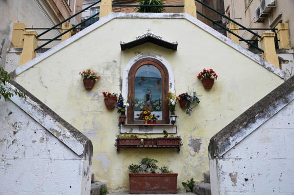 Photograph - Aedicula San Giuseppe In Cefalu by RicardMN Photography