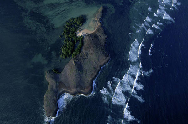 Wall Art - Photograph - Aerials Islands In The Indian Ocean by Robert Caputo