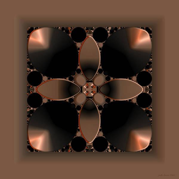Digital Art - Affinity 2 by Judi Suni Hall