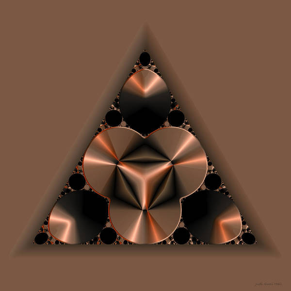 Digital Art - Affinity 3 by Judi Suni Hall