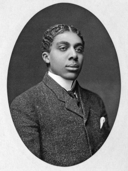 African American Man Portrait Art Print