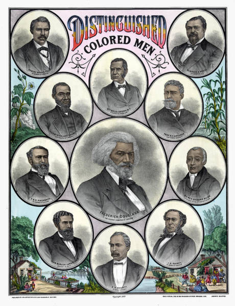 Painting - African Americans, C1883 by Granger
