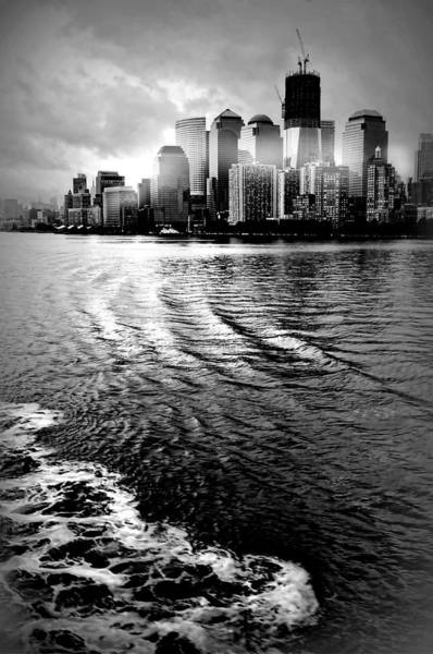 September 11 Attacks Photograph - Aft by Diana Angstadt