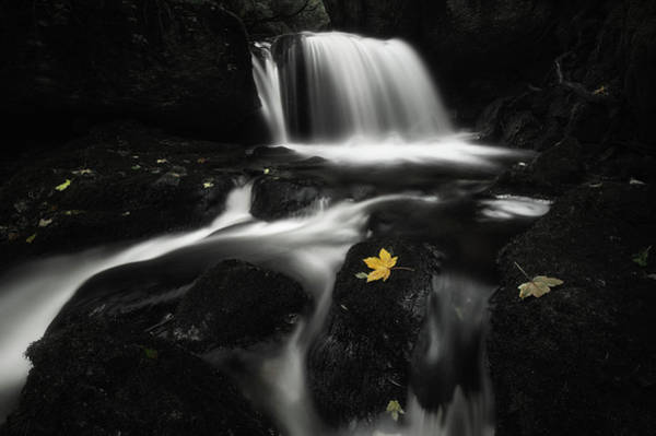 Water Fall Photograph - After by Burger Jochen