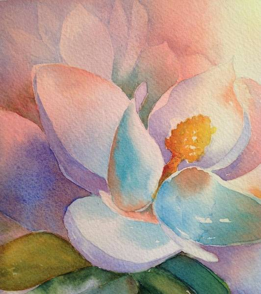 Painting - After Glow by Tara Moorman
