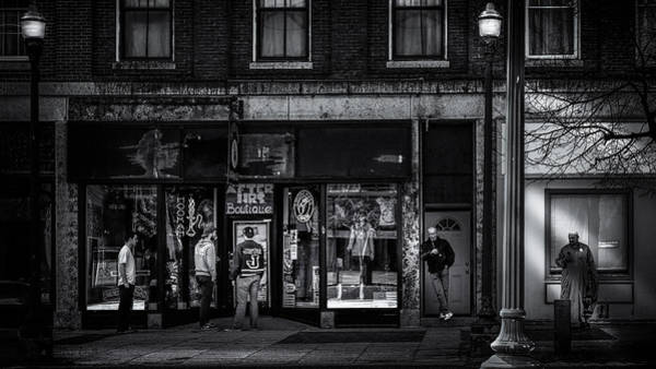 Life After Life Wall Art - Photograph - After Hours  by Bob Orsillo