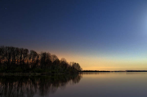 Wall Art - Photograph - After Sunset Glow by Ryan Crane