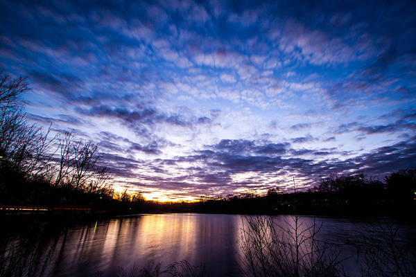 Somerset County Photograph - After Sunset by Patricia Vesey
