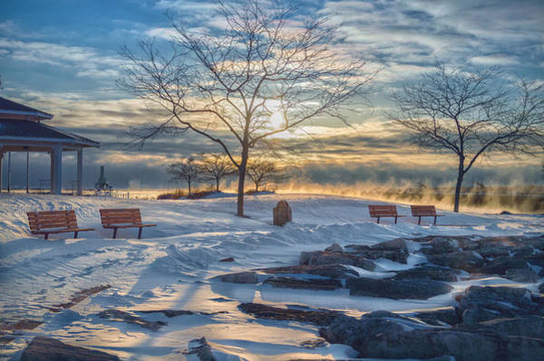 Photograph - After The Blizzard by James  Meyer