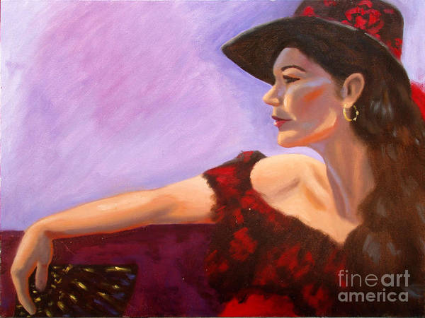 Painting - After The Dance by Whitney Morton