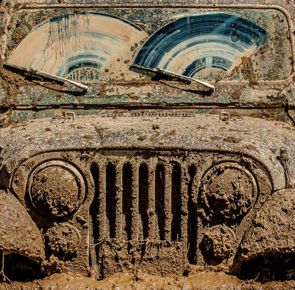 Vehicles Photograph - After The Mudbog by Jay Heiser
