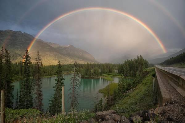Photograph - After The Rain by Darlene Bushue