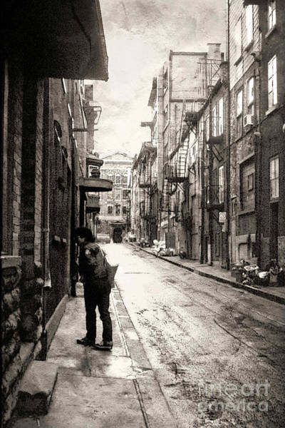 Photograph - After The Rain by Ellen Cotton