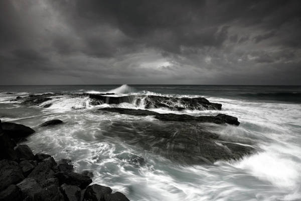 Gloomy Wall Art - Photograph - After The Storm by Mel Brackstone