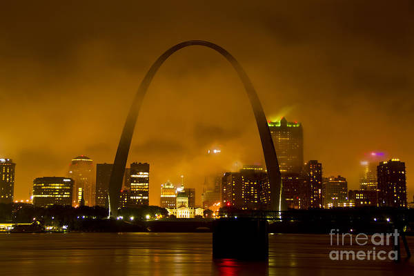 Photograph - After The Storm St Louis  by Garry McMichael