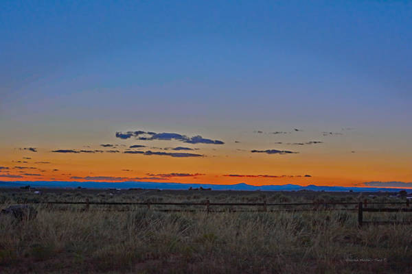 Photograph - Afterglow by Charles Muhle