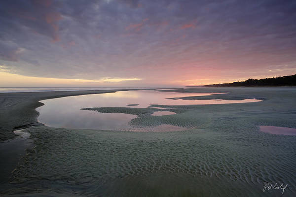 Lowcountry Digital Art - Afterglow by Phill Doherty