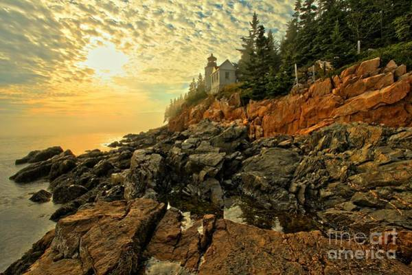 Photograph - Afternoon At Bass Harbor by Adam Jewell