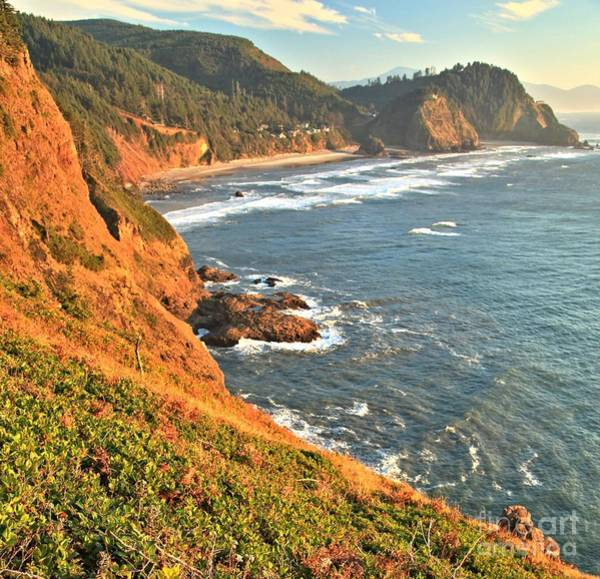 Photograph - Afternoon At Cape Meares by Adam Jewell