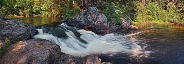 Photograph - Afternoon At Eight Foot Falls by Theo OConnor